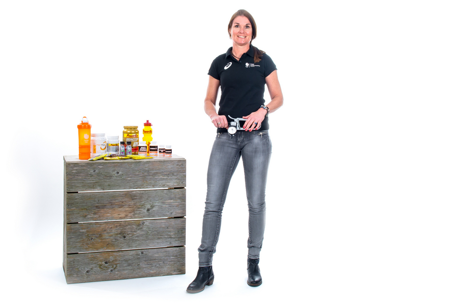 Carlien Harms - Sportdiëtist
